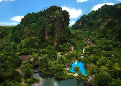 فندق بنجران ايبوه Banjaran Hotsprings Retreat 4