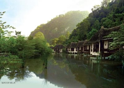 فندق بنجران ايبوه Banjaran Hotsprings Retreat 9