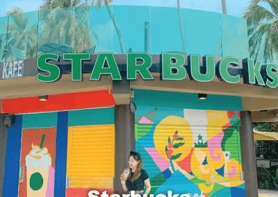اجمل تصاميم لـ ستارباكس في ماليزيا (6)