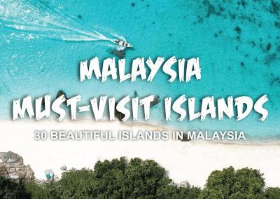 اجمل 30 جزيرة في ماليزيا 2021