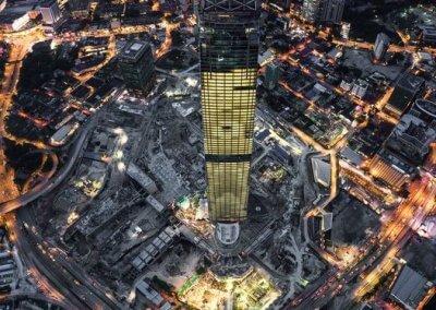 اطول برج في جنوب شرق اسيا (1)