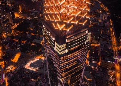 اطول برج في جنوب شرق اسيا (2)
