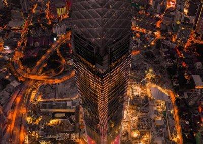 اطول برج في جنوب شرق اسيا (4)