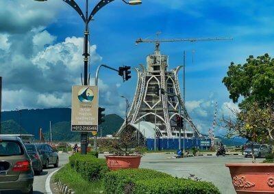 اعلى برج في لنكاوي التابع للدكتور مهاتير (6)