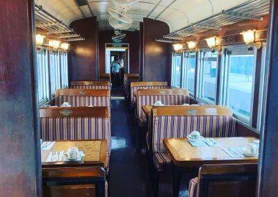 اقدم قطار بخاري بصباح نصف يوم من المتعة (6)