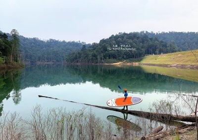 التنزه عند بحيرة Rimba Bayu (5)
