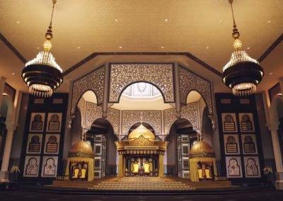 القصر الملكي بترينجانو Syarqiyyah Palace (20)