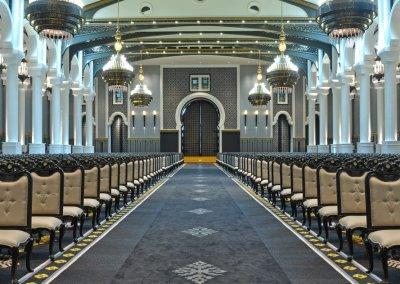 القصر الملكي بترينجانو Syarqiyyah Palace (25)