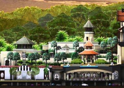 القصر الملكي بترينجانو Syarqiyyah Palace (29)