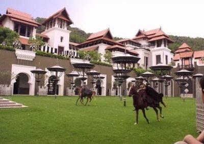 القصر الملكي بترينجانو Syarqiyyah Palace (33)