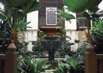 القصر الملكي بترينجانو Syarqiyyah Palace (9)