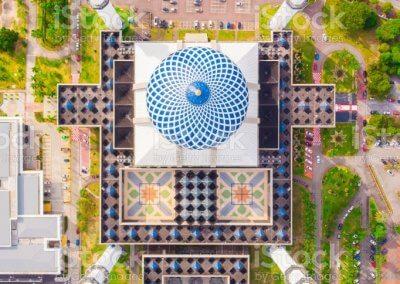 المسجد الازرق في شاه علم ماليزيا (23)