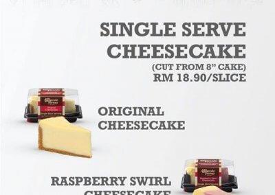 الى عشاق الـ Cheesecake الامريكي (10)