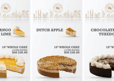 الى عشاق الـ Cheesecake الامريكي (2)