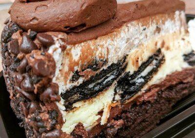 الى عشاق الـ Cheesecake الامريكي (4)