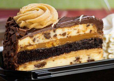 الى عشاق الـ Cheesecake الامريكي (6)