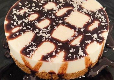 الى عشاق الـ Cheesecake الامريكي (7)