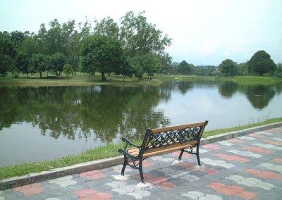 حدائق بحيرة تايبينغ Taiping lake Gardens (22)