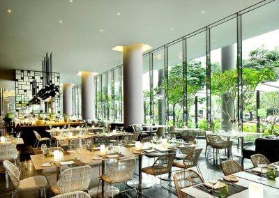 حديقة بابل المعلقة في بارك رويال سنغافورة (33)