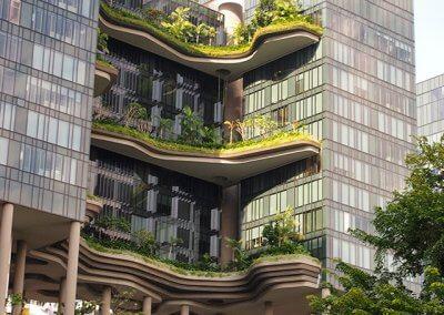 حديقة بابل المعلقة في بارك رويال سنغافورة (42)