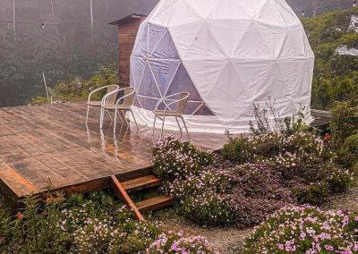 خيمة في مرتفعات كاميرون (1)