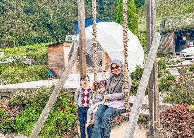 خيمة في مرتفعات كاميرون (16)