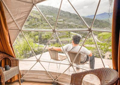 خيمة في مرتفعات كاميرون (20)