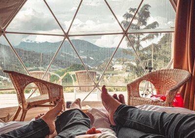 خيمة في مرتفعات كاميرون (25)