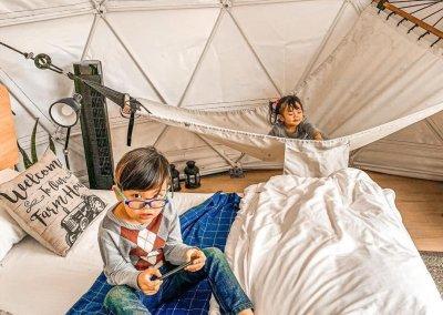 خيمة في مرتفعات كاميرون (31)