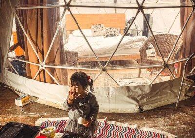 خيمة في مرتفعات كاميرون (4)