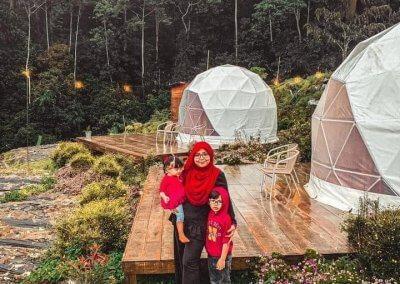 خيمة في مرتفعات كاميرون (5)