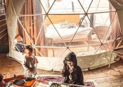 خيمة في مرتفعات كاميرون (6)