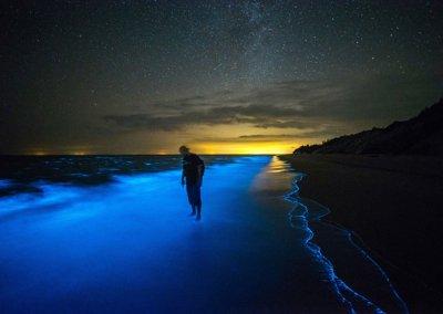 شاطئ الدموع الزرقاء في ميري سراواك (3)