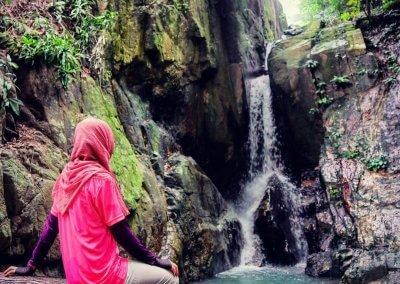 شلال نهر الغزلان المخفي في جزيرة بينانج (14)