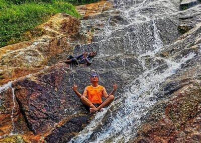 شلال نهر الغزلان المخفي في جزيرة بينانج (16)