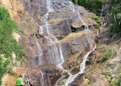 شلال نهر الغزلان المخفي في جزيرة بينانج (17)