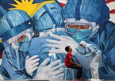 ظاهرة انتشار فن الشارع في ماليزيا (2)