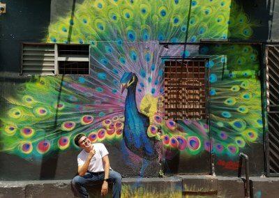 ظاهرة انتشار فن الشارع في ماليزيا (21)