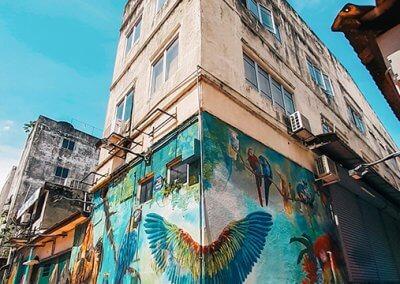 ظاهرة انتشار فن الشارع في ماليزيا (3)