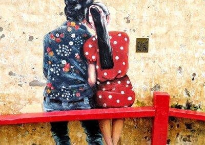 ظاهرة انتشار فن الشارع في ماليزيا