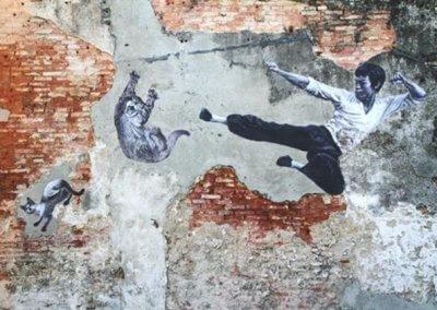ظاهرة انتشار فن الشارع في ماليزيا (5)