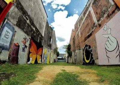 ظاهرة انتشار فن الشارع في ماليزيا (8)