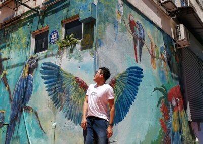 ظاهرة انتشار فن الشارع في ماليزيا (9)