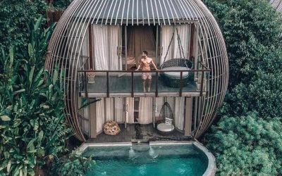 فندق بيت الشجرة كيمالا في بوكيت تايلاند