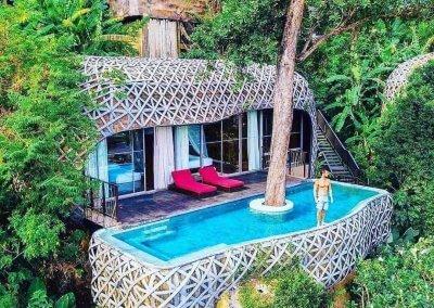 فندق بيت الشجرة كيمالا في بوكيت تايلاند (9)
