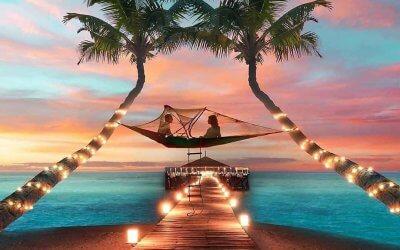 فندق جابامالا افضل منتجع في جزيرة تيومان