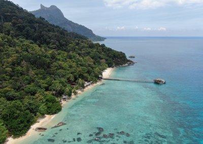 فندق جابامالا افضل منتجع في جزيرة تيومان (7)
