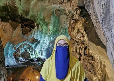 كهف عمره 400 مليون سنة في ماليزيا (12)