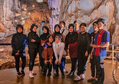 كهف عمره 400 مليون سنة في ماليزيا (15)