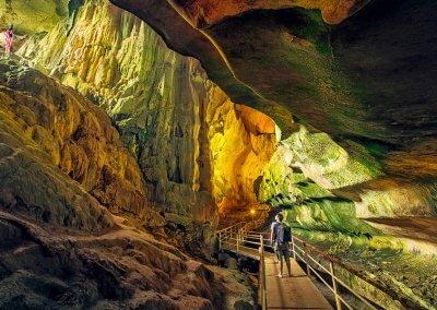 كهف عمره 400 مليون سنة في ماليزيا (18)